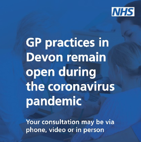 Devon GP Practices Open
